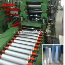 Rigid Soft Transparent PVC Plastic Film 5 Roller Calendar Sheet Extrusion Machine For Medical Packing