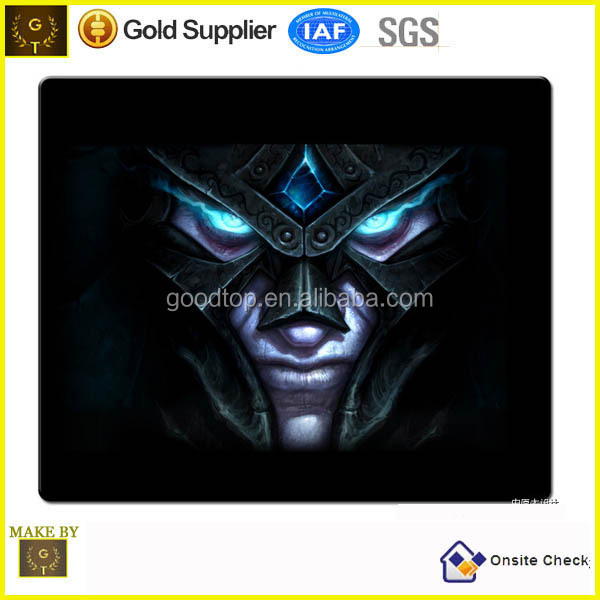 Good quality 3d custom printed mouse pads wholesale factory OEM