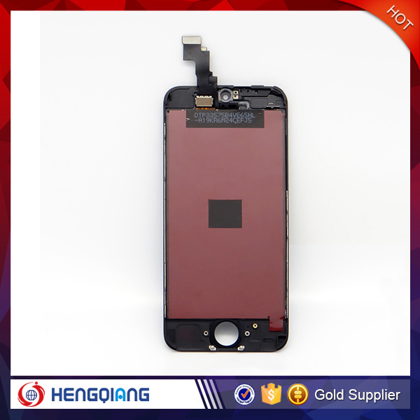 Shenzhen Supplier Quality Warranty LCD Screen Digitizer for iPhone 5C, for iPhone 5C LCD