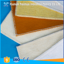 New materials needle punched non woven filter cloth/sock