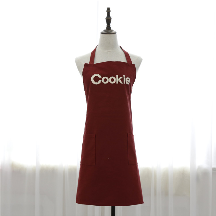 water proof printed Cooking Kitchen Apron