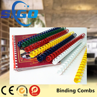 SIGO 21 book binding comb 21 ring binder