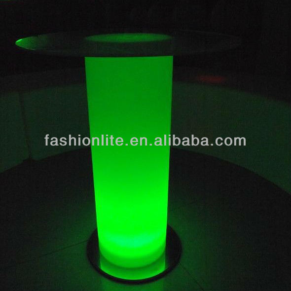 LED table/LED bar table