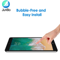 2017 new Anti-Fingerprint tempered glass screen protector for ipad pro 12.9