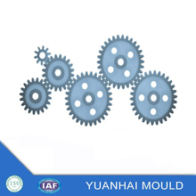 Custom High Precision POM Plastic Spur Gear for Electric Motor
