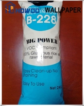 Wallpaper glue powder / wallpaper adhesive glue / wallpaper paste glue