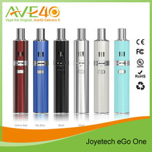 2015 Original Colorful Joyetech eGo ONE XL Kit 2200mah Battery 2.5ml eGo ONE Atomizer Bell Cap