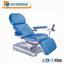 Electrical hemodialysis chair electric dialysis