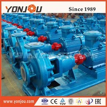 PTFE lining iso 2858 explosive chemicals acid magnetic pump manufacture