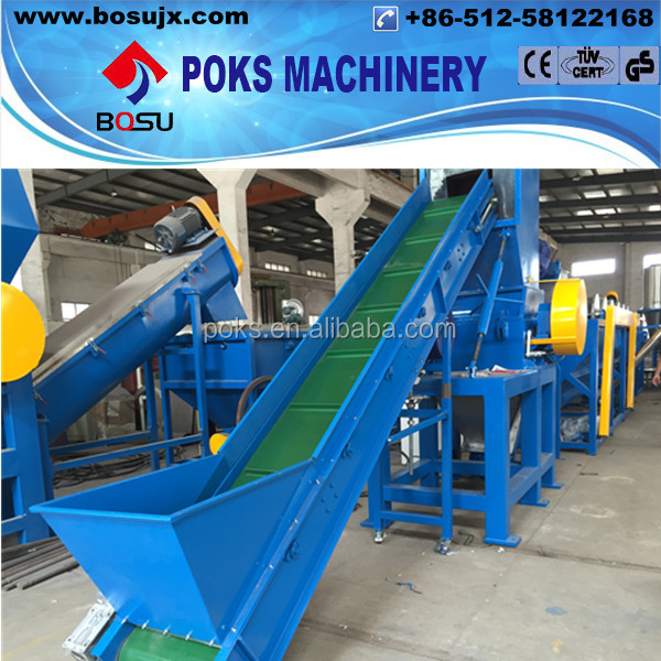 Hot Sale plastic recycling machine