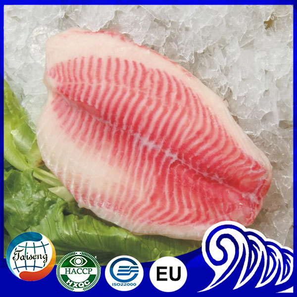 Frozen Tropical Wholesale Tilapia Fish Fillet Food On Sale