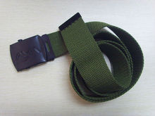 Polycotton Farbic bottle opener belt