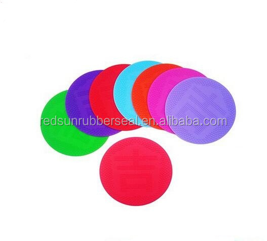 custom designed silicon baking mat /non-stick silicon baking mat