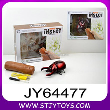 4 Channel plastic RC simulation small beetle insect toy