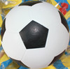 High quality best selling strong elasticity rubber football