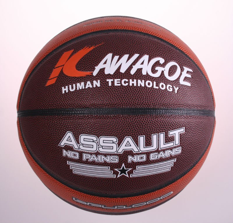 Ball Type custom printed basketball