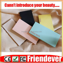 portable solove 8000mah power bank