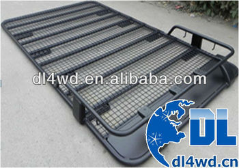 RRS-10 roof rack basket car roof top tent rack australia style roof racks for 4x4