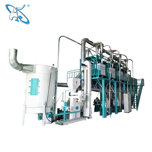 2017 hot sale 10ton/day wheat flour mill plant