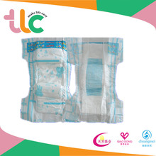 High Quality disposable baby diapers factoty