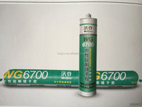 Neutral silicone sealant for Mirror