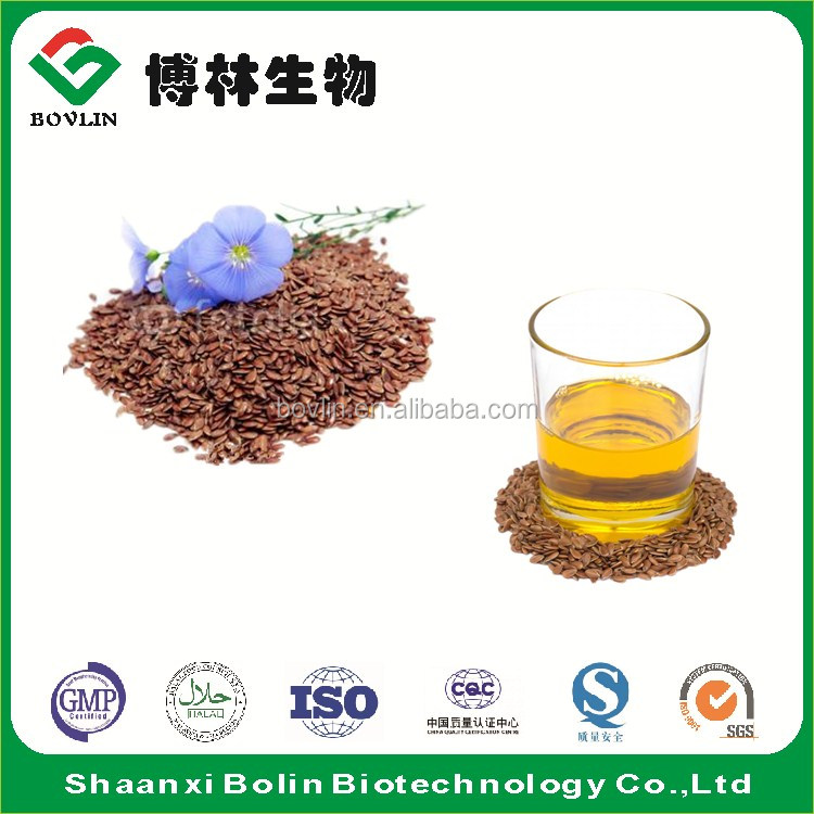 Wholesale Price Bulk Pure Flax Seed Oil