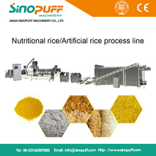 artifical/nutritional /functional rice processing line