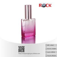Perfume Use and Screw Cap Sealing Type perfume glass bottle,20ml 50ml 100ml Rectangle Perfume Bottle