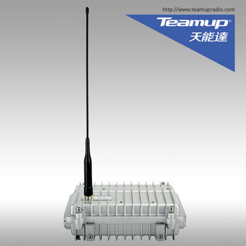 Radio Repeater 10W UHF Radio Transceiver inside-in HIgh quality Duplexer TEAMUP TR-50 base station