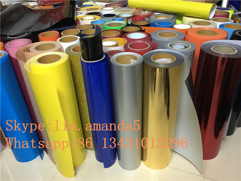 Pu Flex textile wholesale heat transfer vinyl