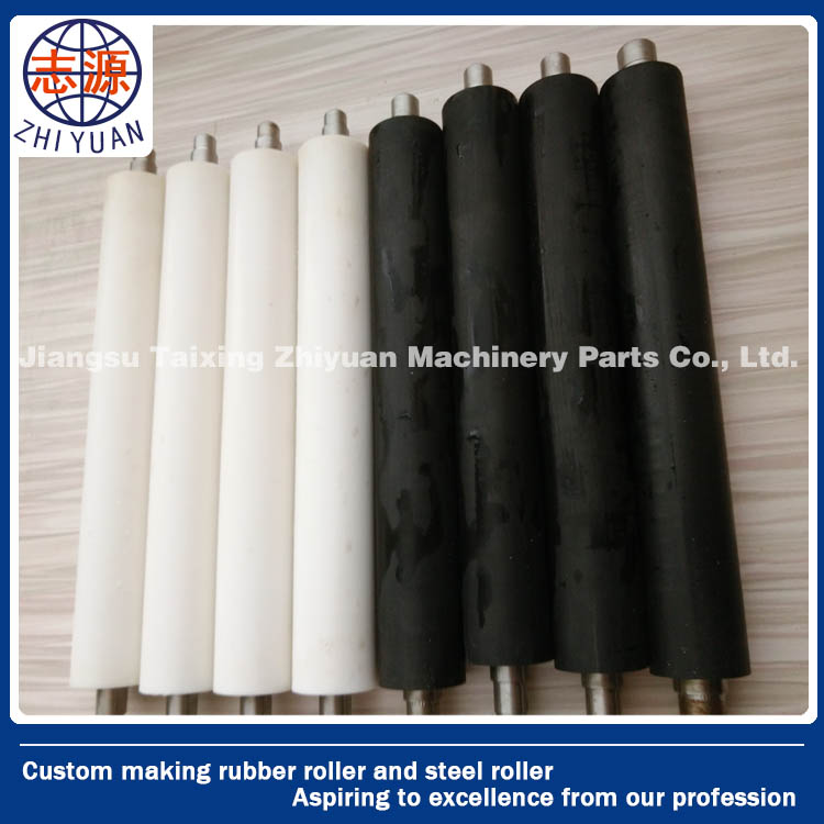 Silicone Rubber Roller Used for Roll Laminator