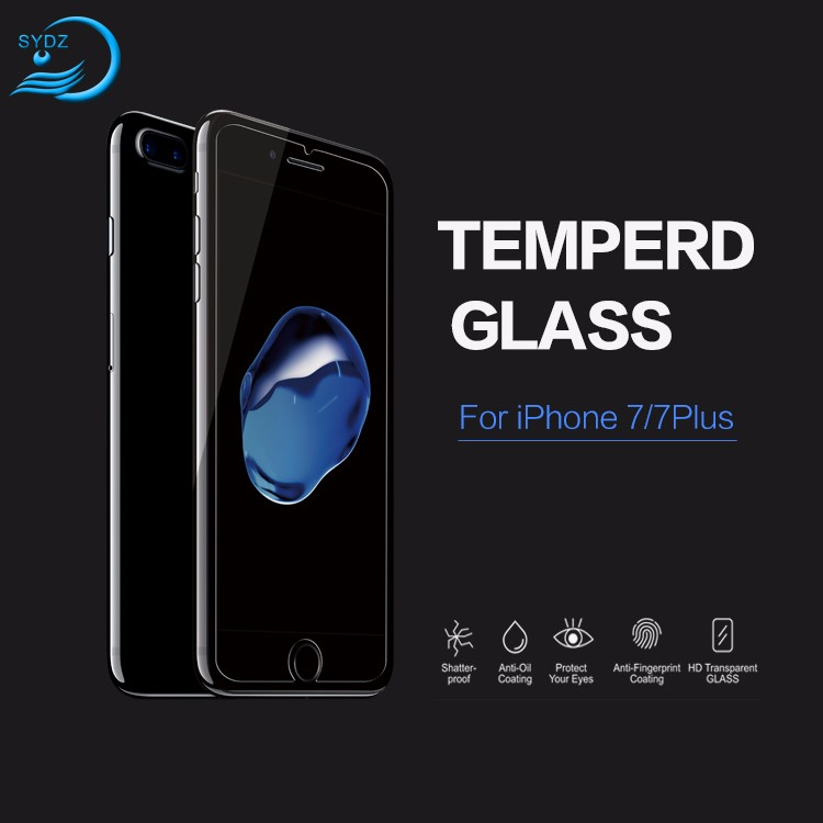 High Qualilty Tempered Glass For Iphone 7 Plus Screen Protector