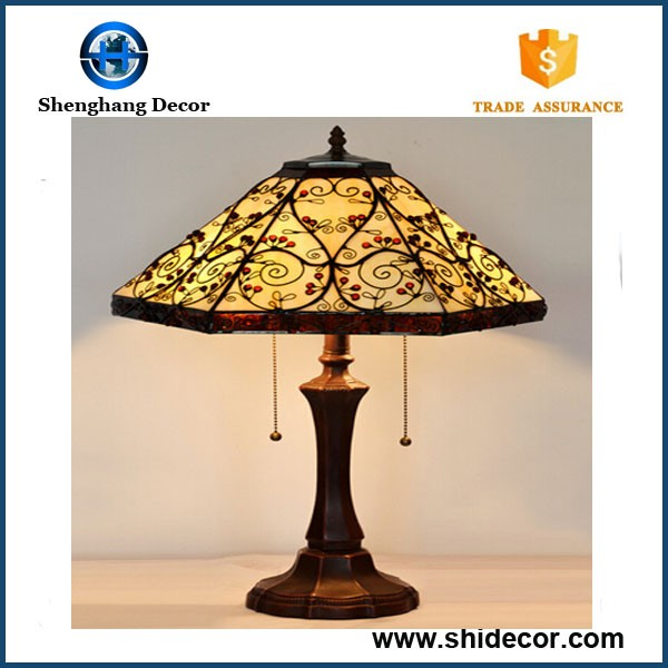 Popular Glass Table mosaic Lamp Shade wholesale