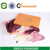 Customize fashion scarf gift packaging box