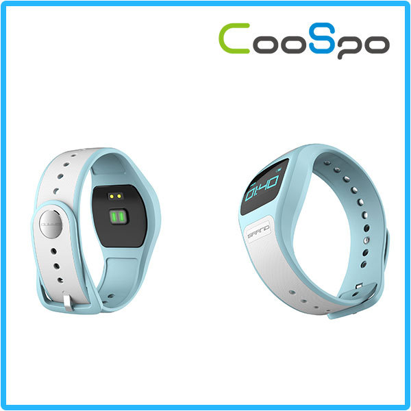 New optical bluetooth heart rate monitor watch