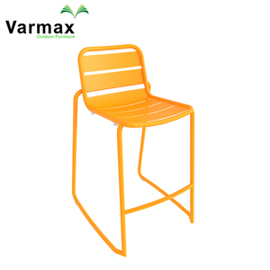 The Most Durable Chair Outdoor Aluminum Chair Furniture Bar Chairs