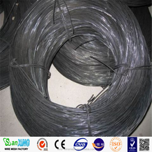 Black Annealed Binding wire/black tie wire/soft black anneald iron wire