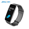 2017 APPSCOMM Smart Watch L28U Bluetooth Touch Screen Activity Tracker Waterproof Smart Breclect with Callign Reminder