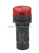 22mm 230V white AD56-22SM flash buzzer