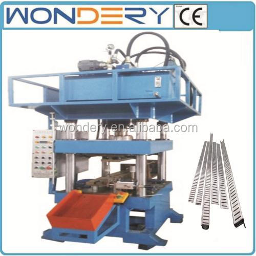 Condenser/Radiator Collecting Pipe/Header Making Machine