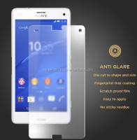 Cellphone Accessary Anti-glare LCD Screen Protector for Sony Xperia Active ST17i