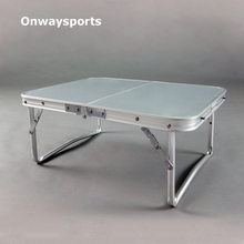Outdoor Camping folding aluminum mini table OW-55