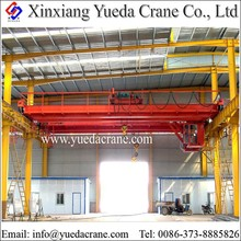 Wireless control overhead crane inspection