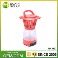 zhong shan supplier mosquito killer lamp with mobile phone charger