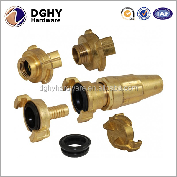 Factory made non standard brass pipe fitting union male
