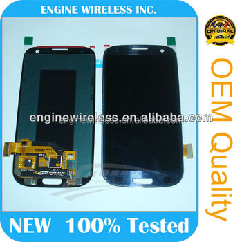 For Samsung Galaxy Siii 3 I9300 T999 I747 Lcd Glass Combo