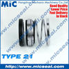 Type 21DIN Rubber Bellows Seal for Pump