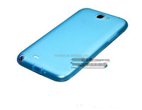 Factory price Soft TPU Protective Anti-dust Cap Case Cover for Samsung Note 2 3