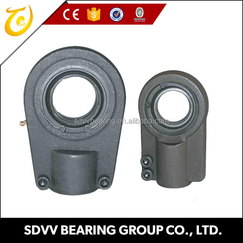 Rod end angular contact radial spherical plain bearing GE30ES-2RS ball joint rod end