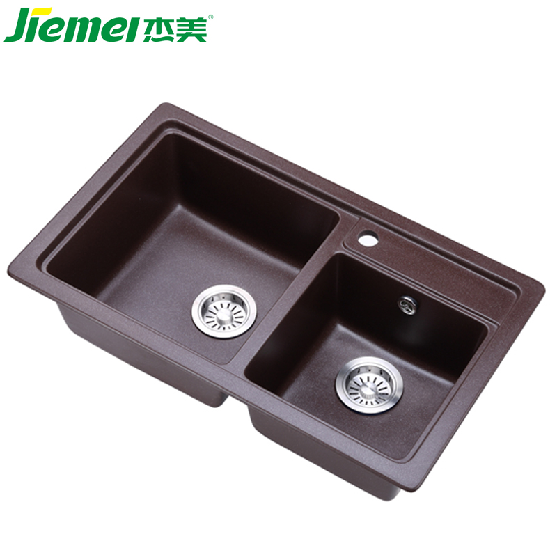 kitchen Acrylic food grade granite sink countertop quartz stone sink with the best selling buyers